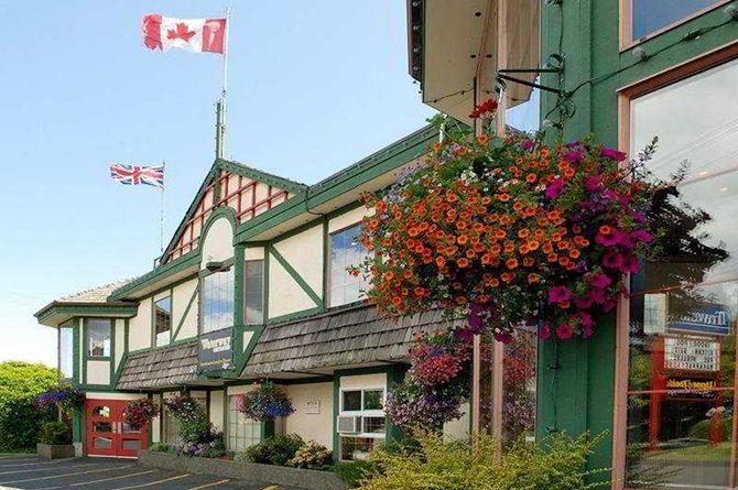 Travelodge Victoria, Vancouver Island