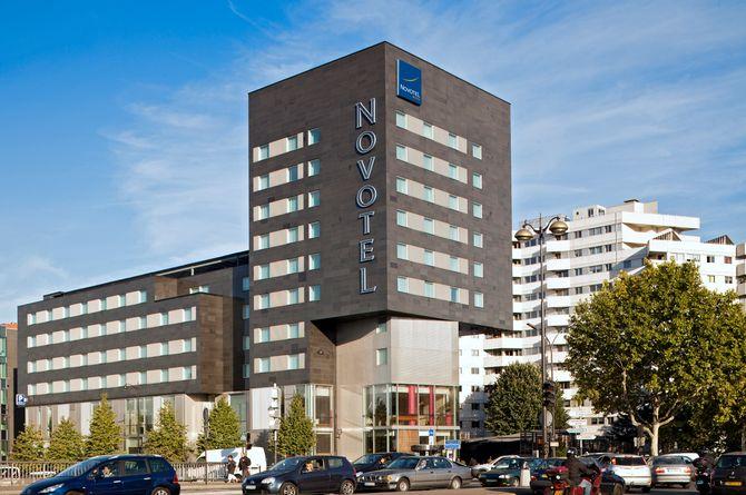 Novotel Paris 17 - Porte d'Asnières, Paris