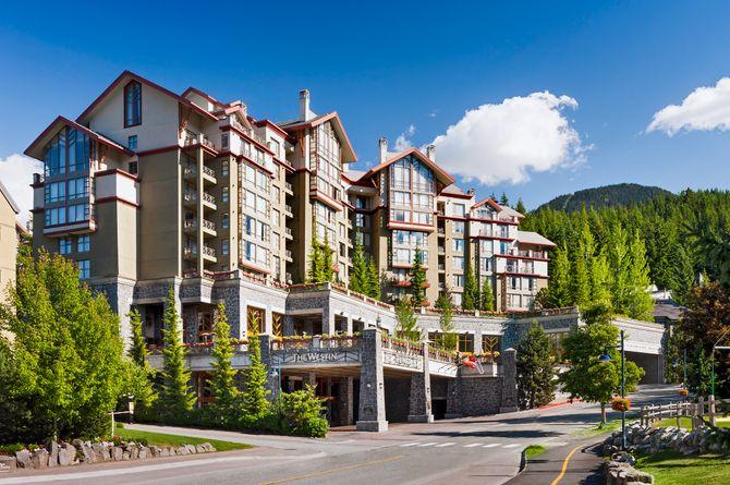 Westin Resort & Spa, Whistler