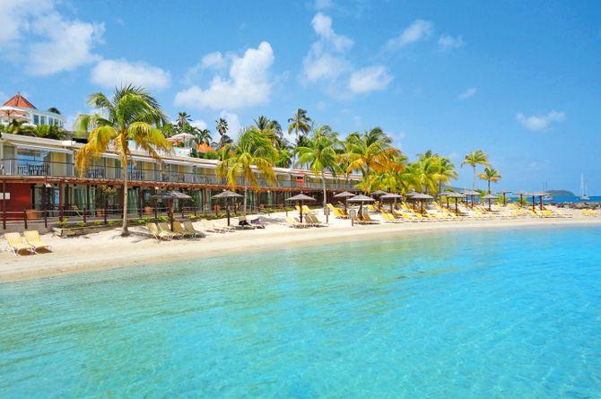 Hotel Bakoua, Martinique