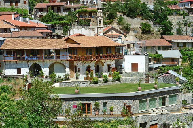 Casale Panayiotis, Chypre