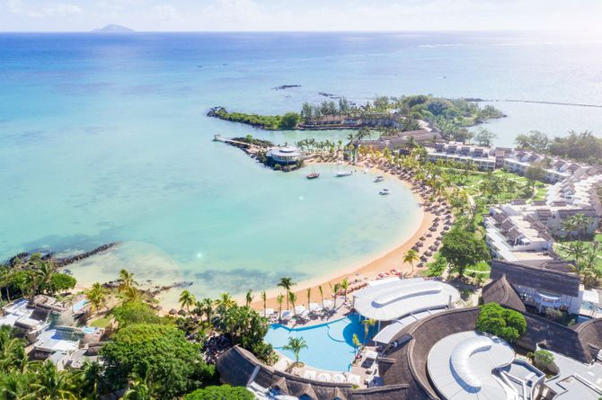 LUX* Grand Gaube Resort & Villas, Mauritius