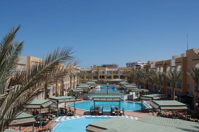 Bel Air Azur Hotel, Hourghada