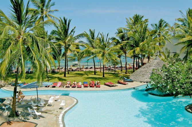 Bamburi Beach Hotel, Mombasa