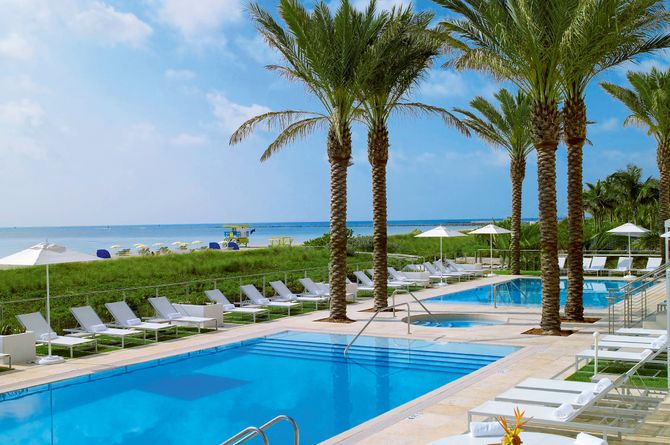Marriott Stanton South Beach, Miami