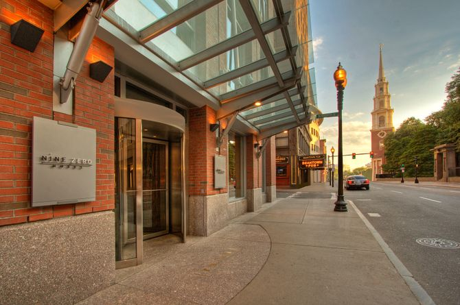 Kimpton Nine Zero Hotel, Boston
