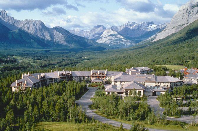 Delta Lodge at Kananaskis, Banff