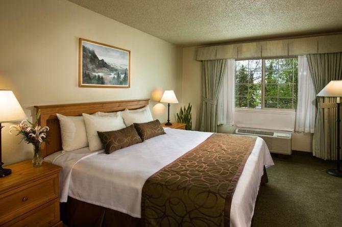 Coast International Inn, Restliches Alaska