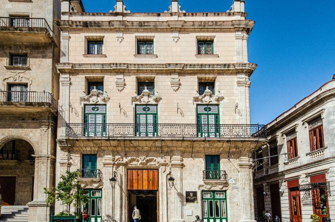 Palacio de San Felipe, La Havane