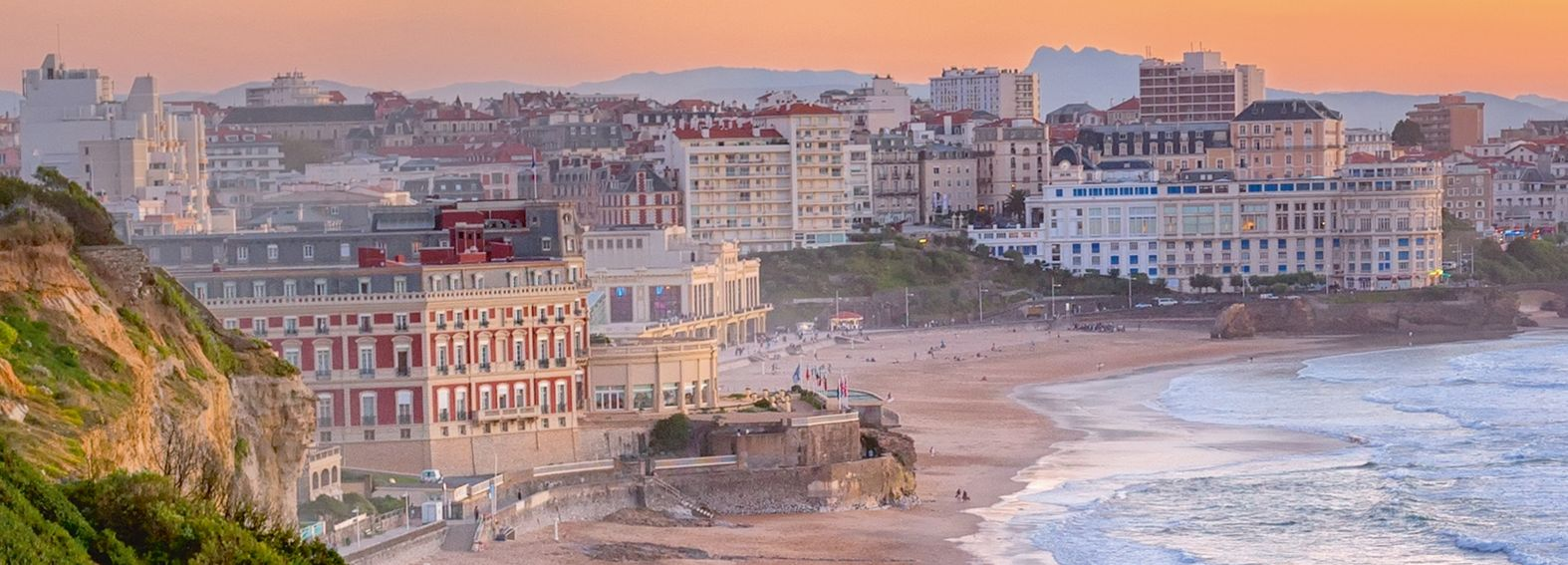 Biarritz (Côte d'Atlantique)