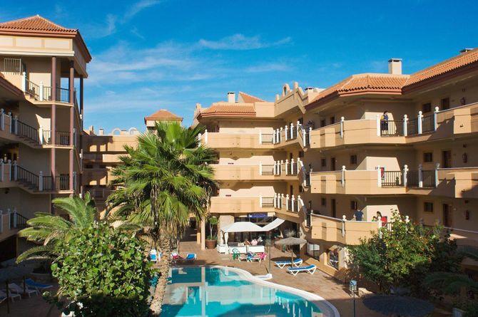 Ereza Mar (ex. Dorado Suites Hotel), Fuerteventura