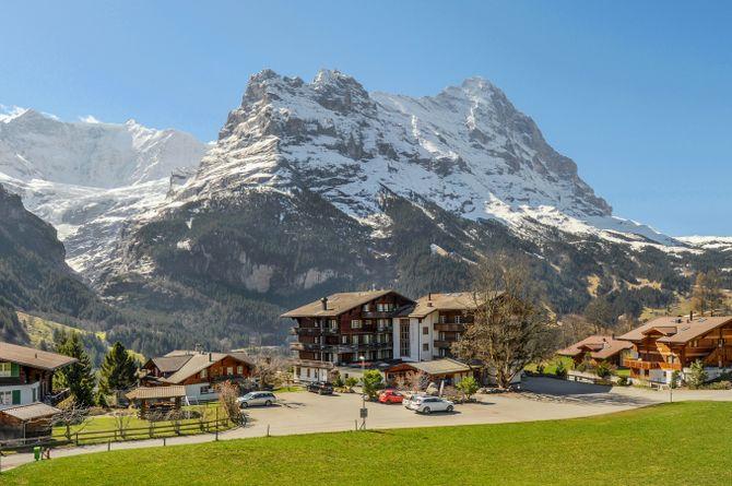 Hôtel Kirchbühl, Région de la Jungfrau
