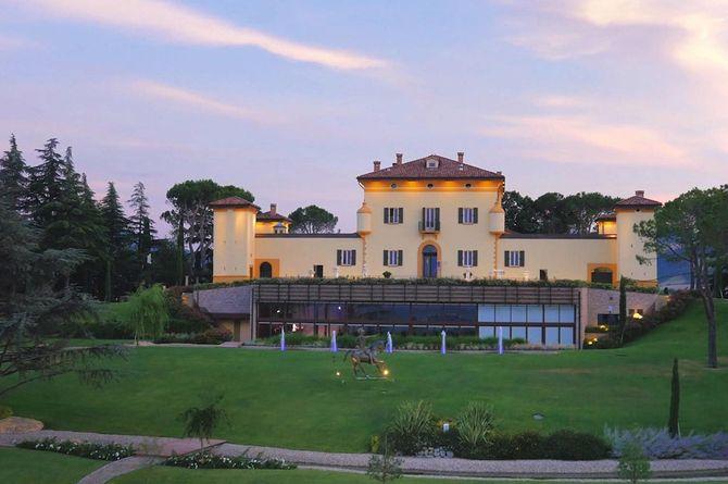 Palazzo di Varignana Resort & SPA, Province de Bologne
