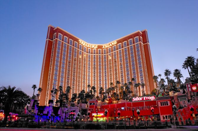 Treasure Island TI Hotel & Casino, Las Vegas