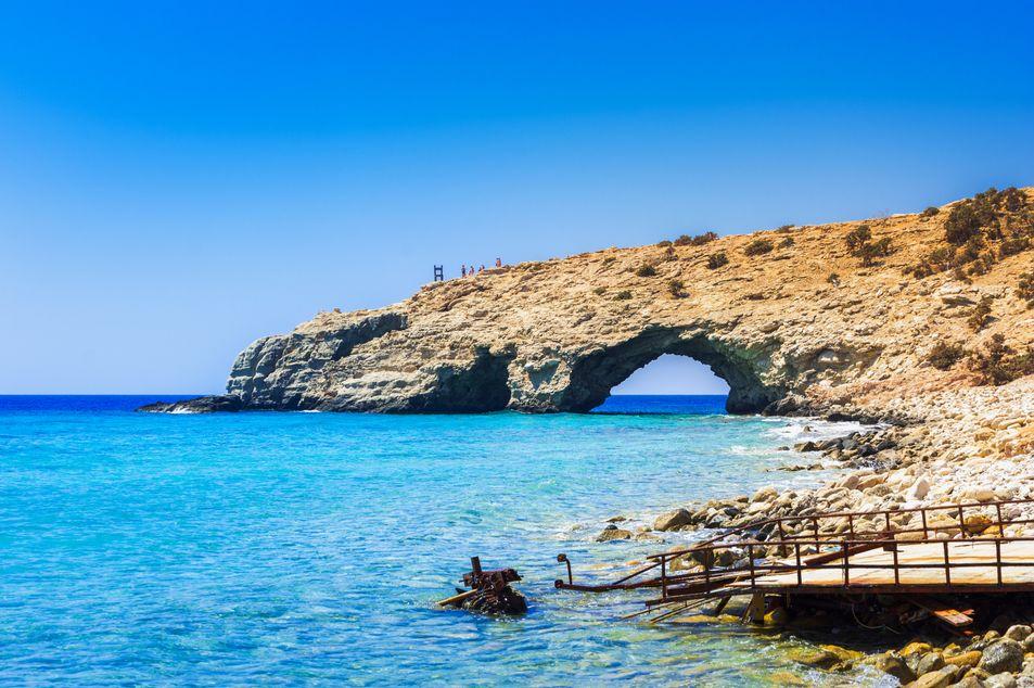Tripiti Beach, Gavdos