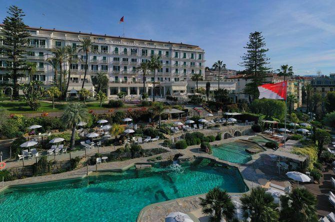 Royal Hotel Sanremo, Provinz Imperia