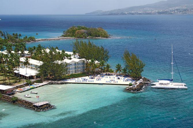 Carayou Hotel & Spa, Martinique