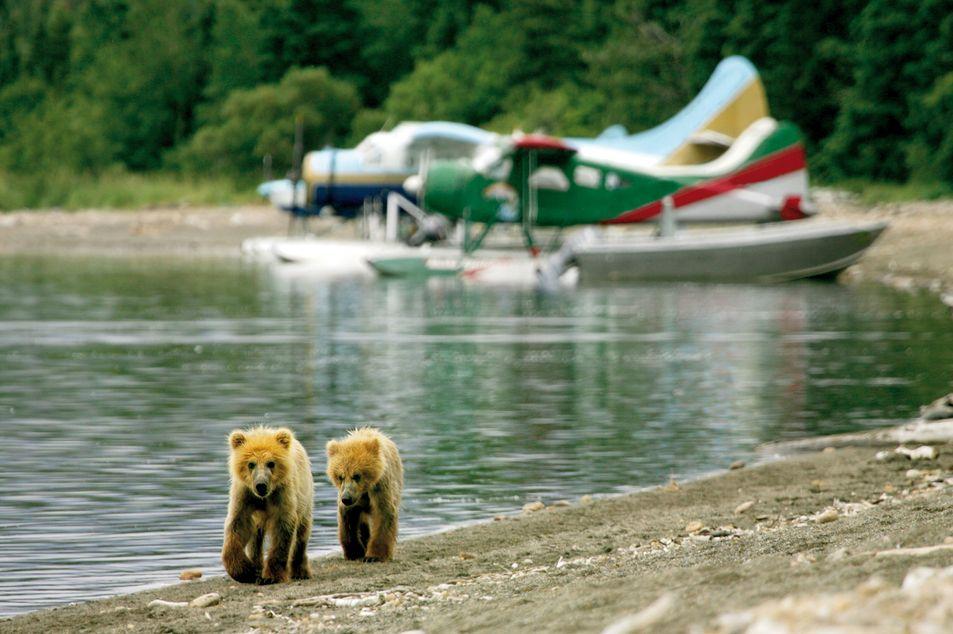 Reste de l'Alaska