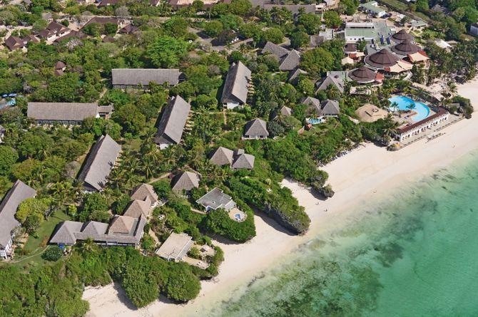 Leopard Beach Resort & Spa, Mombasa