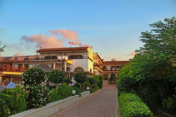 Despo Hôtel, Crète