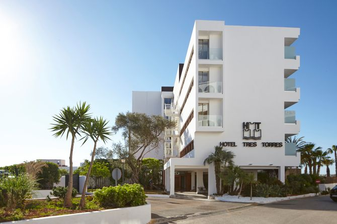 Hotel Tres Torres, Ibiza