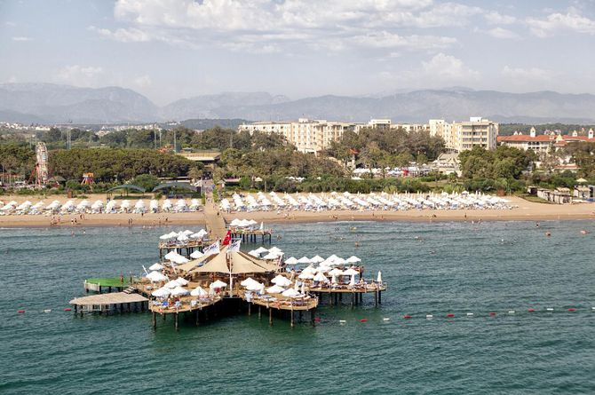 Sueno Hotels Beach Side, Antalya & ses environs