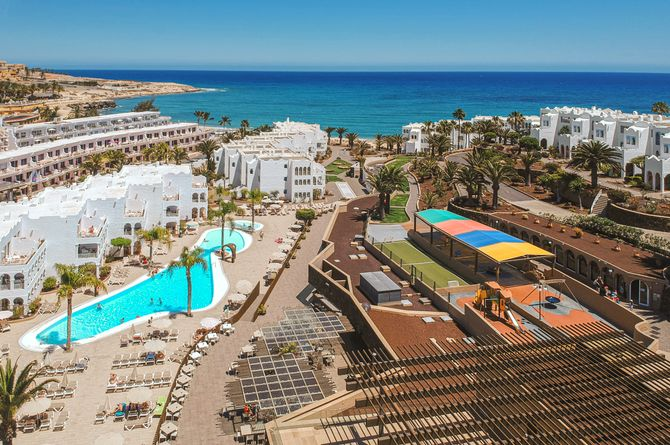 Sotavento Beach Club, Fuerteventura