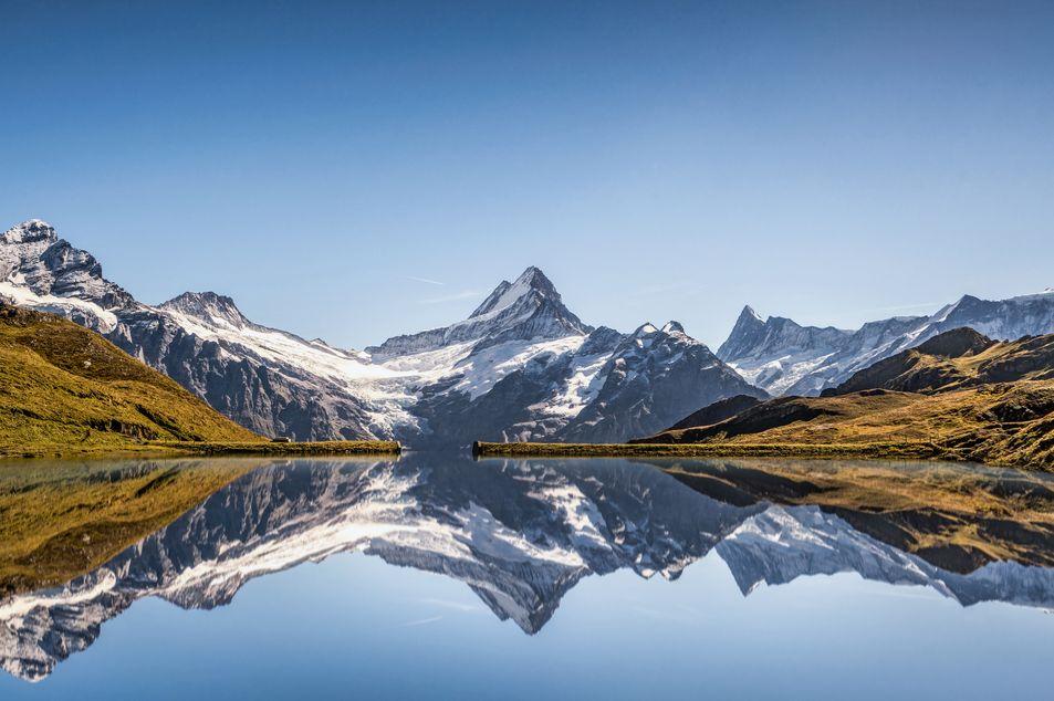 Bergpanorama, Grindelwald