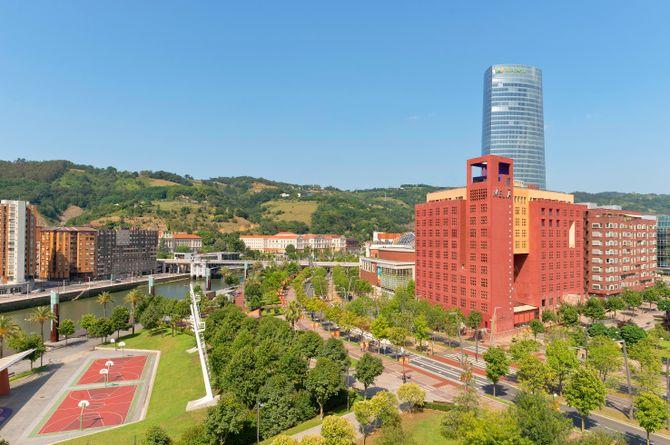 Meliá Bilbao, Espagne du Nord