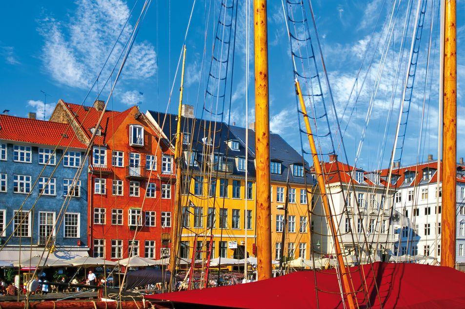 Nyhavn, nouveau port