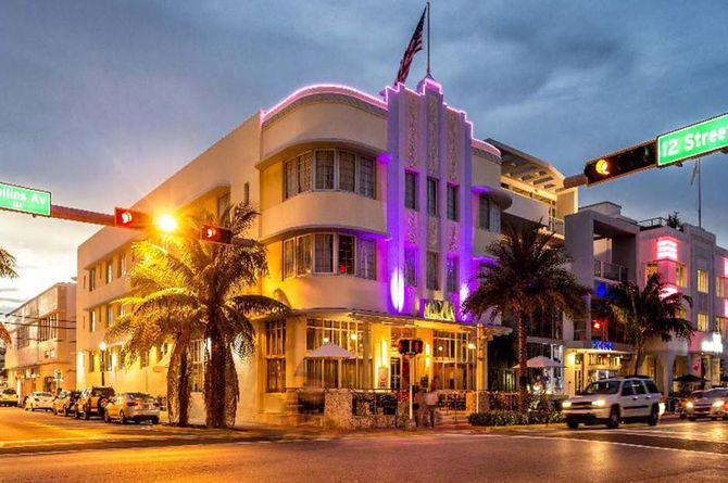The Marlin Hotel, Miami