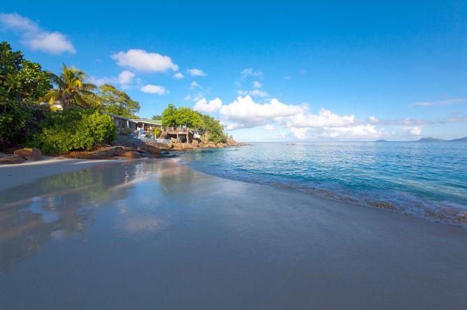Anse Soleil Beachcomber, Seychelles