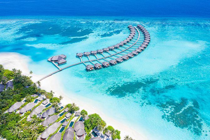 Sun Siyam Iru Fushi, Malediven