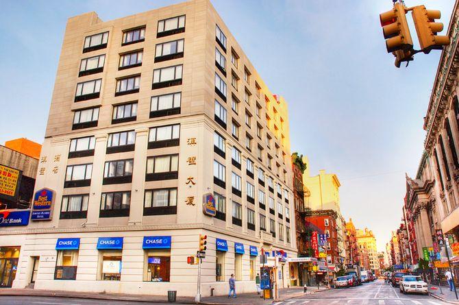Best Western Bowery Hanbee, New York City
