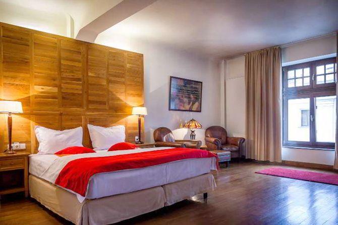 Hotel Rembrandt, Bucarest