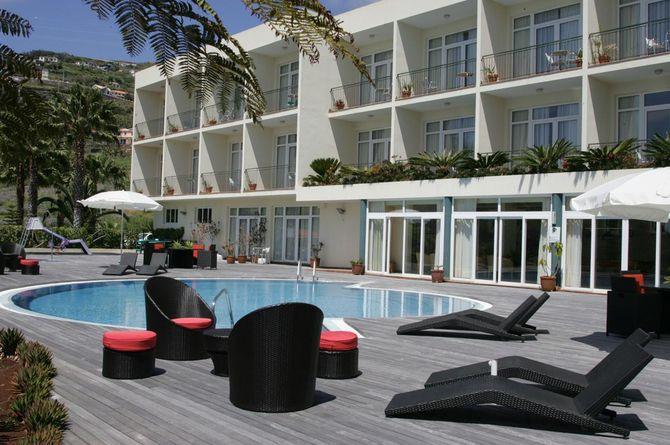 Hotel Do Campo, Madère