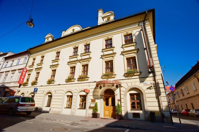 Hôtel Regent, Cracovie