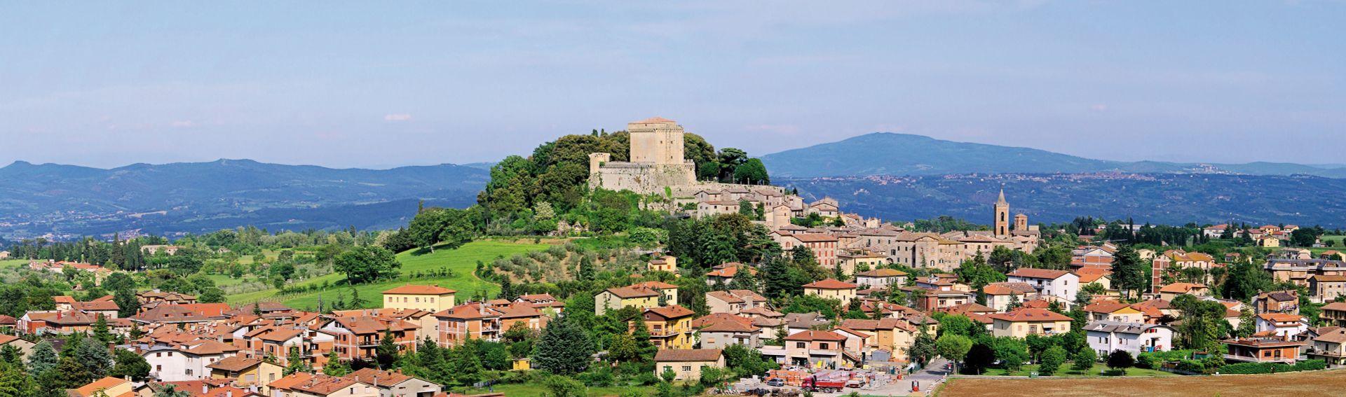 Sarteano / Montepulciano