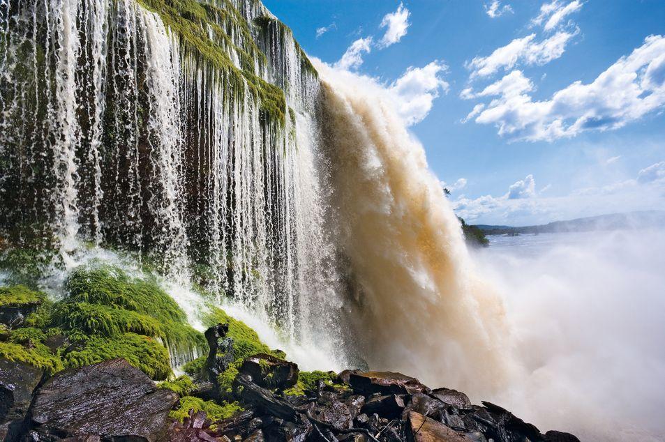 Canaima parc national