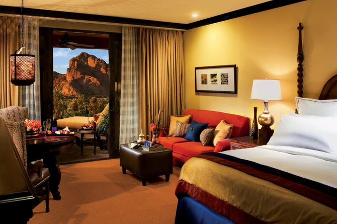 Omni Scottsdale Resort at Montelucia, Scottsdale