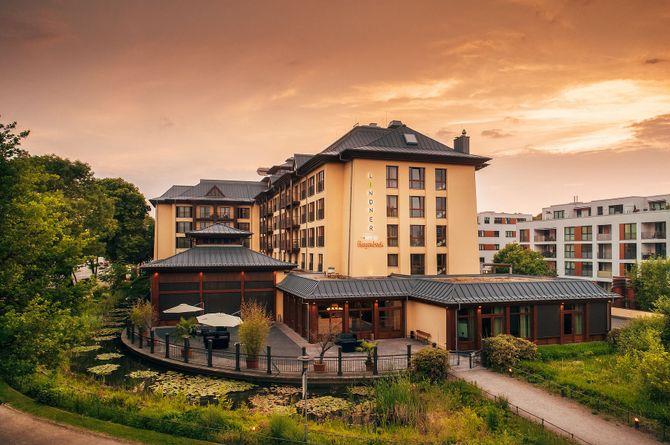 Lindner Park-Hotel Hagenbeck, Hambourg