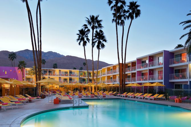 The Saguaro Palm Springs, Palm Springs