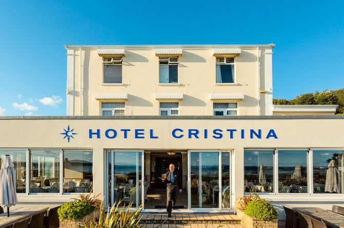 Hotel Cristina, Jersey