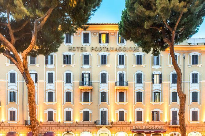 Hotel Portamaggiore, Province de Rome