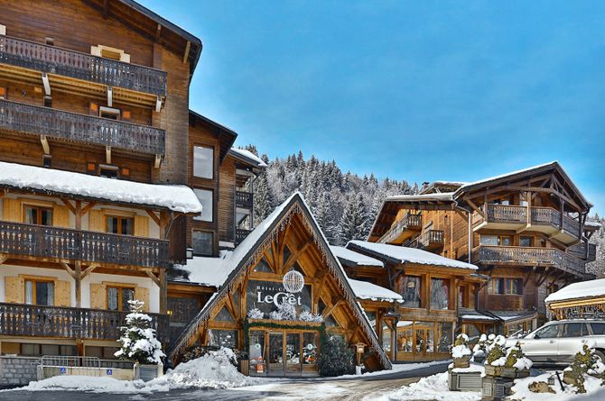 Hôtel Club Le Crêt, Alpes savoyardes