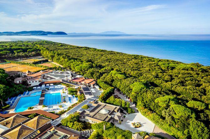 Garden Toscana Resort, Südtoskana