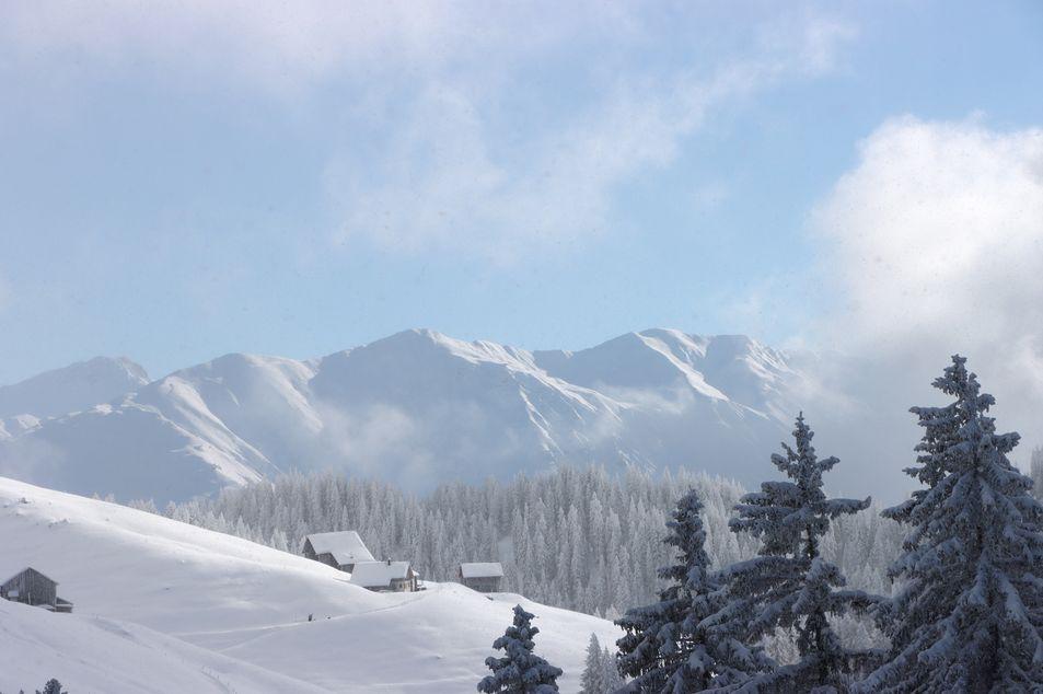 Skigebiet Danusa in Prättigau