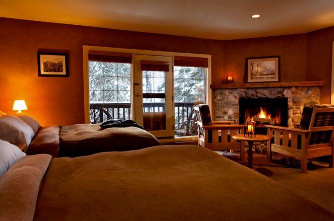 Lodge-Zimmer