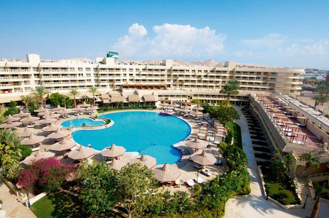 Sindbad Club Aqua Hotel, Hourghada