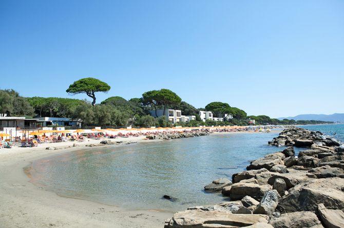 Ferienanlage Baia Toscana, Südtoskana
